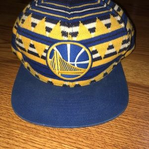 Golden State Warriors NBA SnapBack Knit Hat